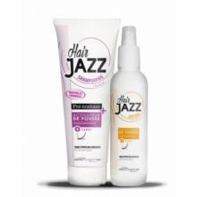 Komplekts: HAIRJAZZ šampūns + losjons– stimulē matu augšanu !