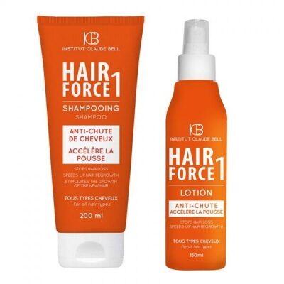 Hair Force One līdzeklis matu izkrišanas aizkavēšanai