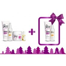 HAIR JAZZ šampūns, losjons, maska, serum + Dāvana šampūns un losjons!