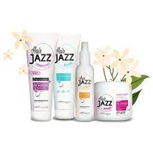 HAIR JAZZ šampūns, losjons, maska + Hialuronskābes balzams