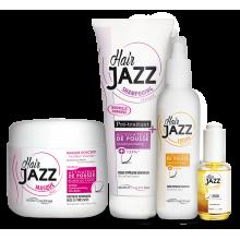 HAIR JAZZ šampūns, losjons, maska, serum