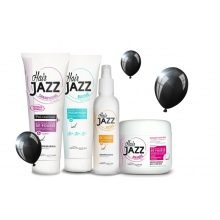 Black Friday! HAIR JAZZ šampūns, losjons, maska + Hialuronskābes balzams