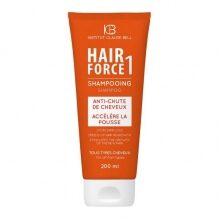 Hair Force One Šampūns. Lielisks risinājums matu izkrišanas apturēšanai
