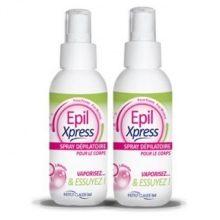 EPIL XPRESS SPRAY. Matu noņemšanas aerosols sievietēm x 2