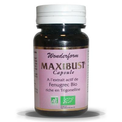 MAXIBUST - Brīnumaino formu efekts Jūsu krūtīm.
